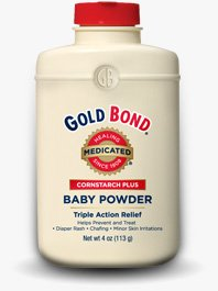 Gold Bond Medicated Baby Powder 4 Oz ( Pack of 5 )