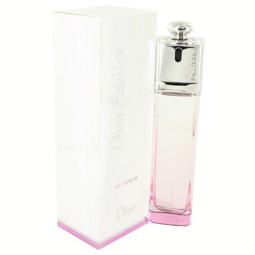 Dior Addict Perfume By Christian Dior 3.4 oz Eau Fraiche Spray For Women - 100% AUTHENTIC