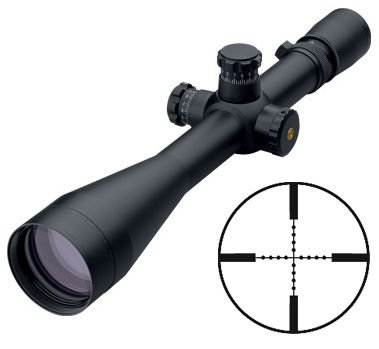 Inexpensive Leupold Mark 4 ER/T 8.5-25x50mm (30mm) M1 Front Focal Mil Dot