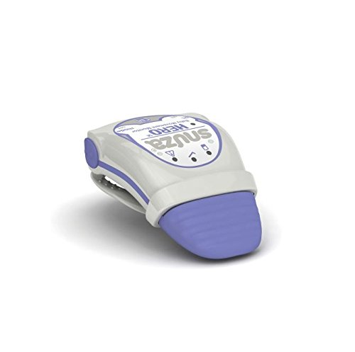 Snuza Hero SE baby movement monitor.