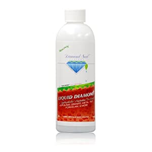 Liquid Diamonds 8oz Best glass sealer Direct from the