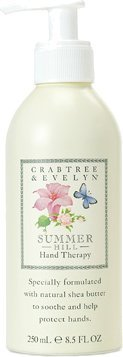 Crabtree & Evelyn Summer Hill Hand Therapy with Pump 250ml