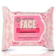 Soap and Glory Off your Face 25 cleansing Cloths