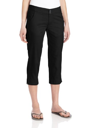 Columbia Women's Super Bonehead Capri, 16, Black