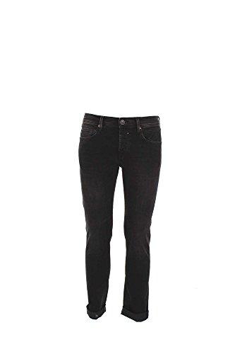 Jeans Uomo 0/zero Construction LOGAN/1S LN512 Nero Autunno/Inverno Nero 35