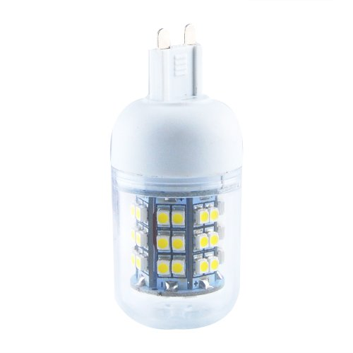Thg G9 Warm White Equivalent Halogen 40W 48 Smd 3528 Led 280Lm Corn Light Spotlight Lamp For Cafe Indoor Outdoor Decorative Lighting (Pack Of 4)
