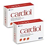 Cardiol - Non-GMO - All Natural - Helps Manage Healthy Cholesterol Levels With Just 1 Capsule a Day! 2 Month Supply - 60 capsules (New customers only, 1 per customer)