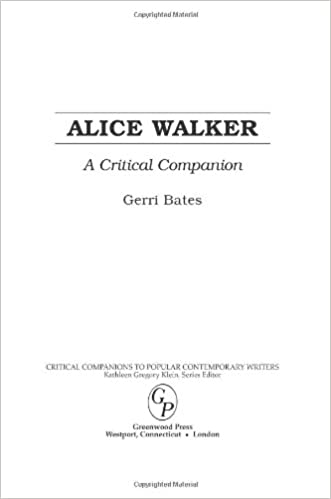 Alice Walker's Everyday Use Essay by Helga Hoel © 1997-2009