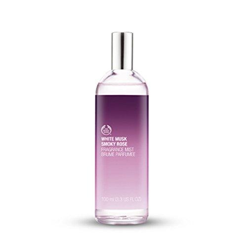 The Body Shop White Musk Smoky Rose Fragrance Mist (White Cherry Blossom Body Spray compare prices)