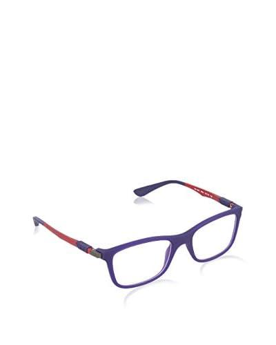 Ray-Ban Gestell Mod. 1549 365446 blau/rot