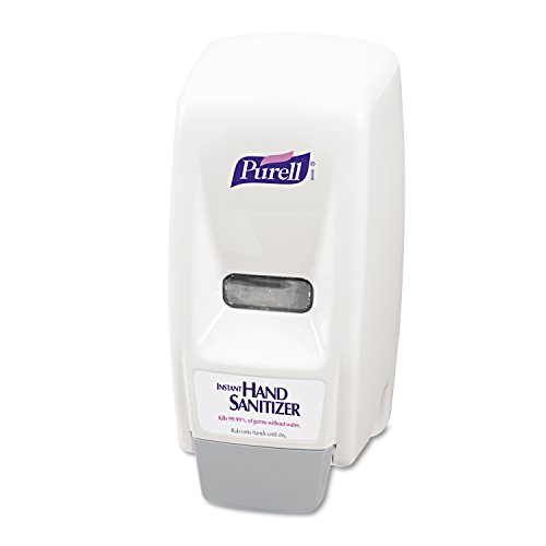 PURELL 9621-12 800 Series Bag-in-Box Instant Hand Sanitizer Dispenser, Dove Gray (Amazon Chase Points compare prices)