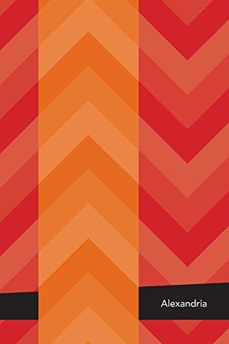 Etchbooks Alexandria, Chevron, Graph