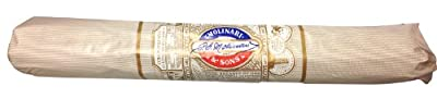 Molinari & Sons San Francisco Italian Dry Salami 3lb Stick Molded Paper Wrapped