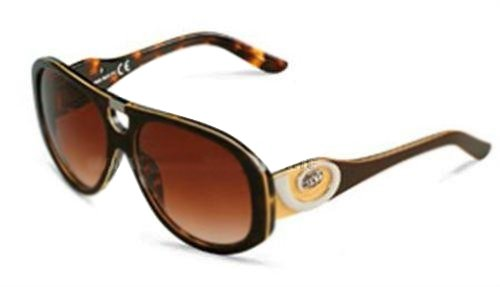 314wQnDX2IL MISS SIXTY SUNGLASSES WOMENS HAVANA MX312S 50F