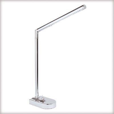 Paulmann Table&Desk Work LED Schreibtischleuchte 1×2,4W Chrom 230/12V Metall