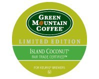 Green Mountain Coffee for Keurig Brewers, Island