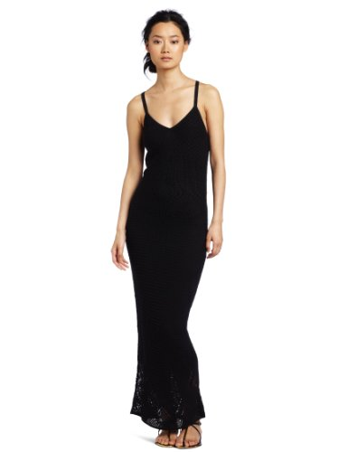 Robbi & Nikki Women's Crochet Maxi Dress