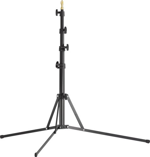 Manfrotto 099B 3 Black Section Extension Pole Extends from 35-Inches to 92-Inches for Light Stands