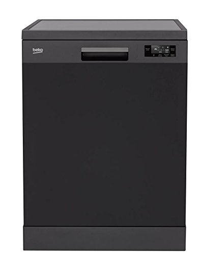Beko UDFN15310A Freestanding 13places A+ Anthracite lave-vaisselle - lave-vaisselles (Autonome, A, A+, Full size, Anthracite, Intensif, Rapide)