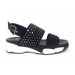 PINKO donna sandali 1P20QY Y2CH Z99 BRILLANTE 40 Nero