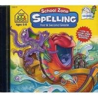 Spelling 1-2, Ages 6-8