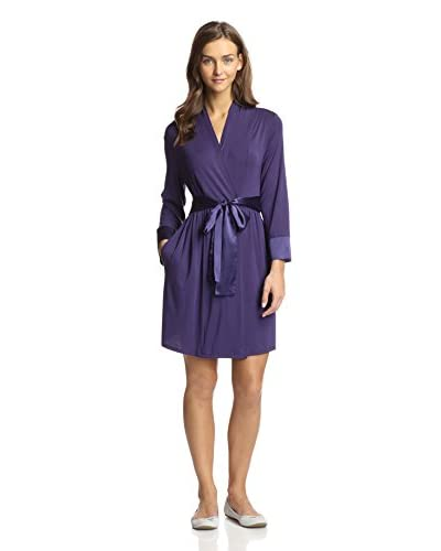 Midnight by Carol Hochman Women's Key Item Short Robe