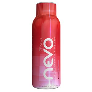 Amazon.com : ZENbodi (tm) NEVO (tm) Natural Energy Drink (10 bottles