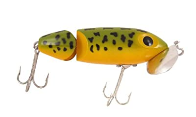 Arbogast Lure Company Jointed Jitterbug Clicker Fishing Lure from Arbogast Lure Company