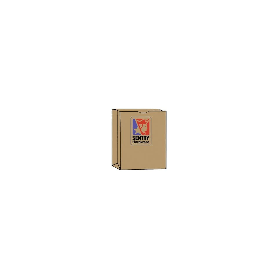 Sysco Food Services 5462886 Sentry Paper Bag 6 Lb (Pack of 1000) on