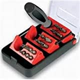 Black and Decker Cordless Drill Bit Set 19 piece X62575 with screwdriver ------- Image is for Illusionary purpose only