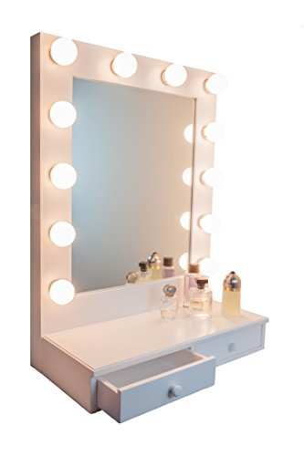 Top best 5 cheap light bulb mirror for sale 2016 review for Cheap mirrors for sale