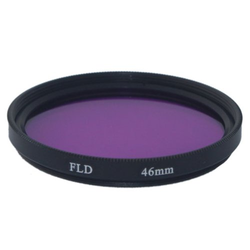 Leadasy 46Mm Fld Fluorescent Light Balancing Daylight Correction Filter Fl-D