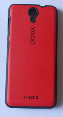 NBD XGOQ BACK CASE COVER FOR HTC DESIRE 620G RED