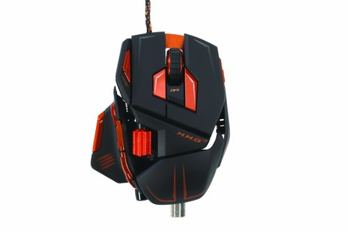 Mad Catz M.M.O.7 Gaming Mouse for PC and Mac