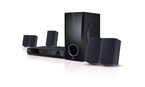 Best Buy! LG BH5140S 500W 5.1 Channel 3D Blu-Ray Home Theater with (Refurbished)