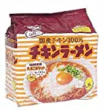 日清食品 チキンラーメン 5P ×6
