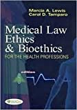 img - for Medical Law, Ethics and Bioethics for Health Professions 6th (sixth) edition book / textbook / text book