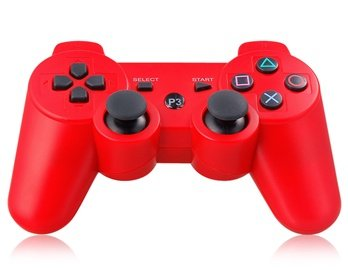Six-Axis Dualshock Wireless Controller For Playst