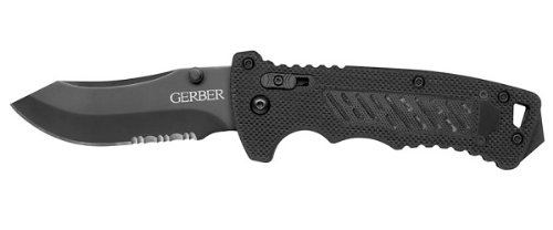 Gerber Knife, Dmf Manual Folder, Manual / 31000582 /