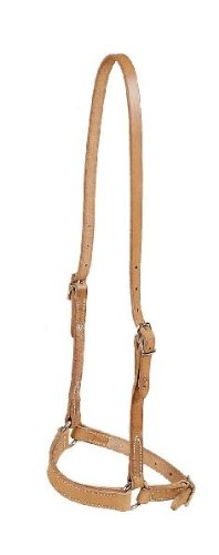Tory Harness Leather Cowboy Noseband