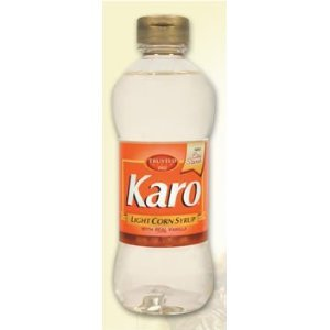 Karo light corn syrup 16 oz pack of 6 for Cuisine karo