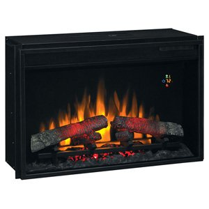 Fixed Front 26 in. Fireplace Insert w Backlit Display & Remote photo B004CVR718.jpg