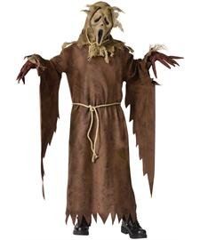 Scarecrow Ghost Face Costume - Large front-976767