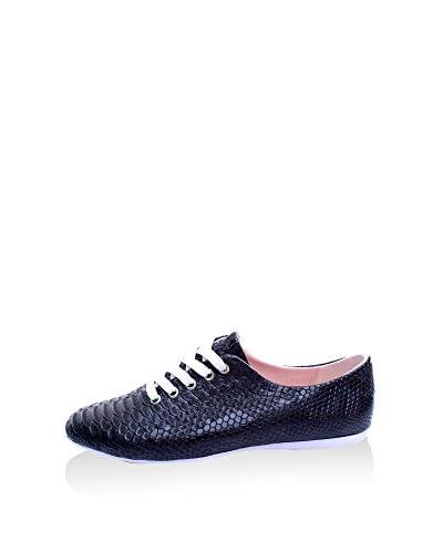 Lilyette Zapatos de cordones Negro