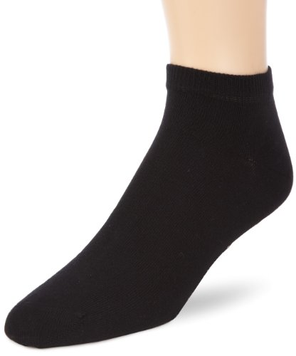 Hudson Herren Sneakersocke 004481 ONLY SNEAKER SOCKS, Gr. 47-50, Schwarz (Black 0005)