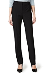 M&S Collection 2-Way Stretch Modern Slim Leg Trousers