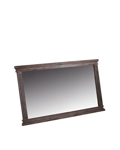 Zuo The City Mirror, Dark Brown