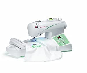 Amazon.com: SINGER Futura CE-250 Computerized Sewing and