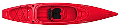 9330695040 Perception Sound 12.5 Kayak, Red by Confluence Watersports