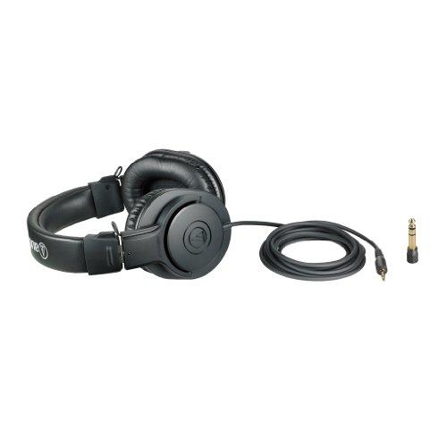 Audio-Technica ATH-M20x Professional Headphones